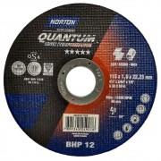 Disco Corte Fino Inox Norton Quantum BHP 12 4.1/2 x 3/64 x 7/8