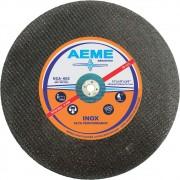 Disco de Corte Aço 2T Aeme DCA 602 12 x 1/8 x 1