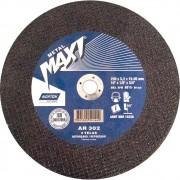 Disco de Corte Aço Norton Metal Maxi AR 302 10 x 1/8 x 3/4