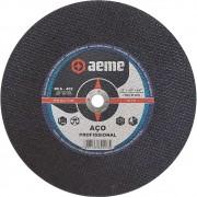Disco de Corte Aço Profissional Aeme DCA 402 12 x 1/8 x 3/4 Pol