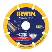 Disco de Corte Diamantado MetalMax 4.1/2 x 7/8 Irwin