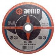 Disco de Corte Fino para Inox Aeme DCI 402 7 x 1,6mm