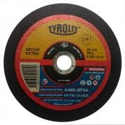 "Disco de Corte Fino para Inox Tyrolit Secur 7"" x 1,6mm"