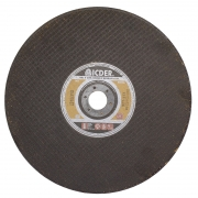 "Disco de Corte Inox Icder DAA30R 10"" x 1/8"" x 1"""