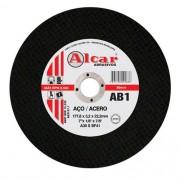 Disco de Corte para Aço Alcar 1T AB1 10 x 1/8 x 3/4