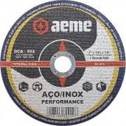 Disco de Corte para Aço / Inox Aeme DCA 502 7 x 1/8 x 7/8