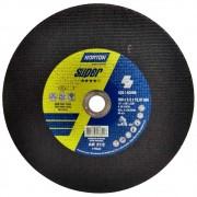 Disco de Corte para Aço Norton Super AR 312 12 x 1/8 x 5/8