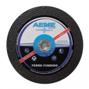 Disco de Corte para Ferro Fundido Aeme DCFF 533 12 x 5/16 x 1