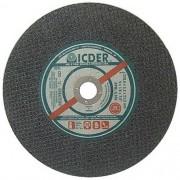"""Disco de Corte Refratário 2T Icder CRS14 12"""" x 1/8"""" x 5/8"""""""
