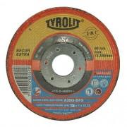 """Disco de Desbaste Aço Tyrolit A30QBFX 7"""" x 1/4"""" x 7/8"""""""