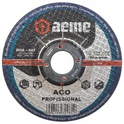 Disco de Desbaste para aço Aeme DDA 403 4.1/2 x 1/4 x 7/8