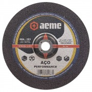 Disco de Desbaste para Aço Aeme DDA 503 9 x 1/4 x 7/8