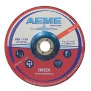 "Disco de Desbaste para Inox Aeme DDI 513 4.1/2"" x 1/4"" x 7/8"""