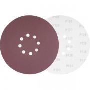 Disco de Lixa 225mm para Lixadeira de Parede LPV600 Vonder Grão 120