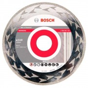 Disco Diamantado Contínuo 110mm Mármore Bosch