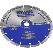 """Disco Diamantado Segmentado 9"""" Irwin Segmentado"""