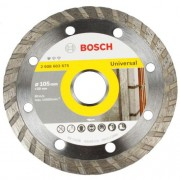 Disco Diamantado Turbo 105mm Bosch Standard