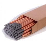 Eletrodo De Carvão Grafite P/ Solda 1/2 X 12 Kit 10 Varetas