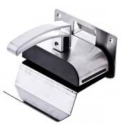 Fechadura Elétrica Porta de Vidro 1 Folha Furo AF HDL PV90 Faca