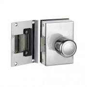 Fechadura Elétrica Porta de Vidro 1 Folha Recorte Amelco FV33ICR