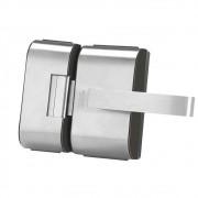 Fechadura Elétrica Porta de Vidro 2 Folhas Recorte HDL PV90 2R
