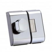 Fechadura Elétrica Porta Vidro 2 Folhas Recorte HDL PV 90 2R Bola