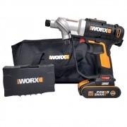 Furadeira e Parafusadeira Worx Wx176 Switchdriver 20v bivolt