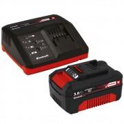 Kit Bateria e Carregador Power X-Change Einhell 3,0 Ah