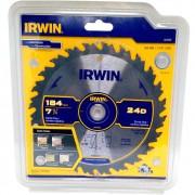 """Lâmina para Serra Circular 7.1/4"""" Irwin 24 Dentes"""