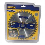 """Lâmina para Serra Circular 9.1/4"""" Irwin 36 Dentes"""