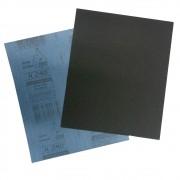 Lixa Ferro e Aço Alcar 225 x 275mm K240 Grão 80