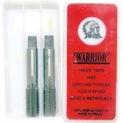 Macho Manual Aço Rápido Warrior M10 x 1,25mm