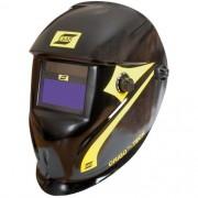 Máscara de Solda Auto-Escurecimento Preta Esab