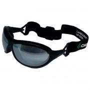 Óculos de Proteção Spyder Carbografite Cinza Espelhado