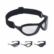 Óculos de Proteção Spyder Carbografite Incolor