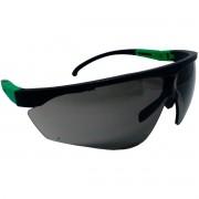 Óculos de Proteção Targa Antirrisco Carbografite Cinza