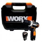 Parafusadeira e Furadeira à Bateria 12v Worx WX128.3