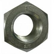 """Porca Sextavada ASTM Zincada A563 1/2"""" UNC"""