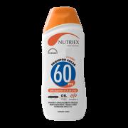 Protetor Solar Nutriex FPS 60 UVA/UVB 120ml