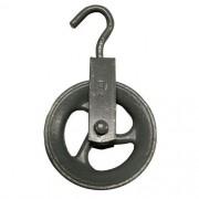 Roldana para Poço com Gancho Biehl 10cm