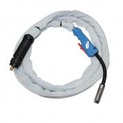 Tocha Mig 400 Amperes com raspa Oximig SBME450 3 Metros