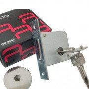 Trava Quadrupla Larga Pado Simples Tetra 1000/IX Inox