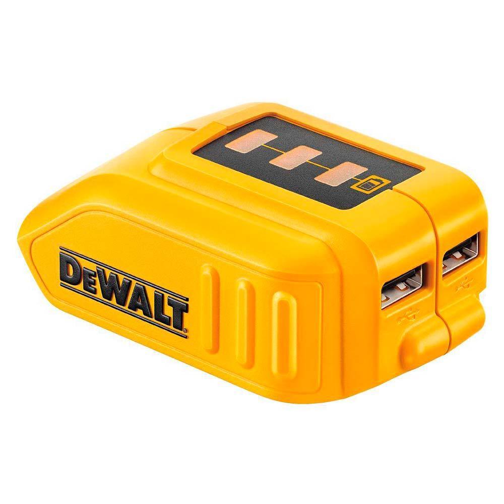 Adaptador USB para Bateria 12V e 20V Dewalt DCB090-B3