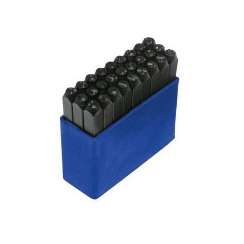 Alfabeto de Aço Gripwell 8mm