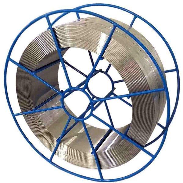 Arame Mig para Inox com Suporte de Ferro Aeme ER308LSi 1,0mm | Rolo 15kg