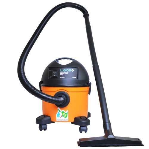Aspirador de Pó e Água 12 Litros 1.250w Lavor Compact