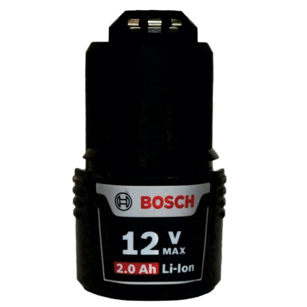 Bateria 12,0V 2,0Ah Max-Li-Ion Bosch GBA 12V MAX