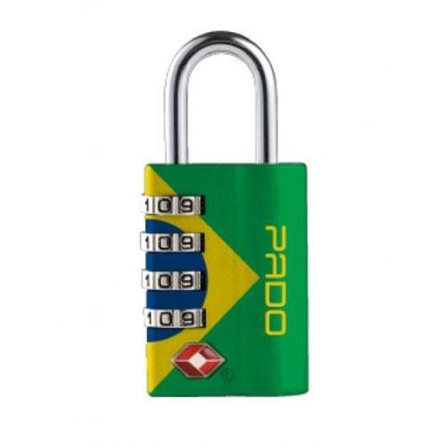 Cadeado Executive Pado TSA Brasil