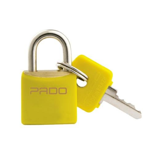 Cadeado Pado Amarelo SM E-20