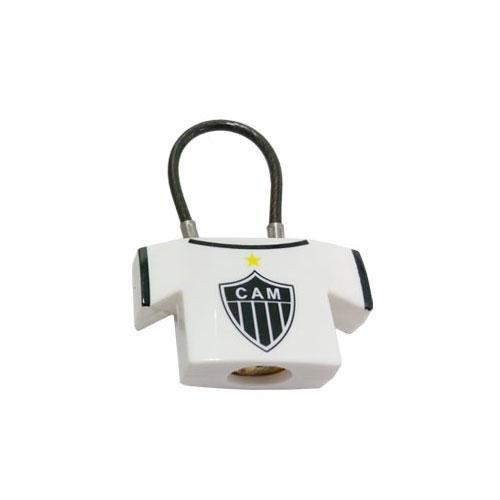 Cadeado Pado Atlético Mineiro SM E-25